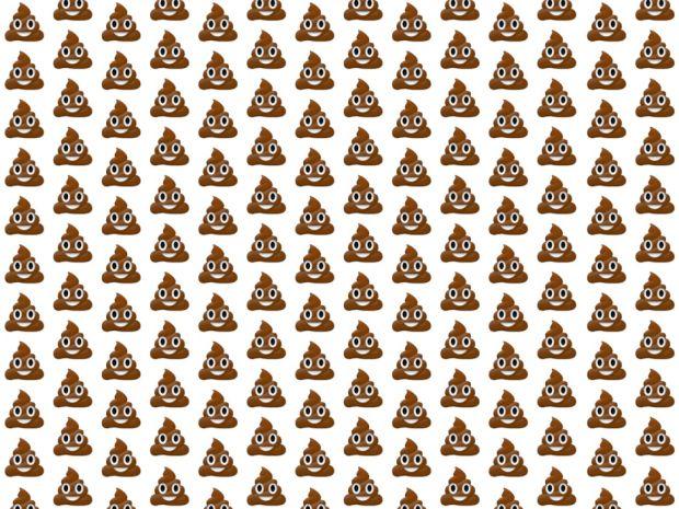 Poop Emoji Wallpaper