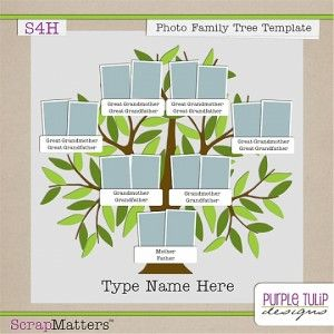 New Release Highlights For May 23 2010 Family Tree Template
