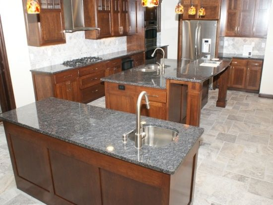 Silver Pearl Granite In Kitchens Google Search