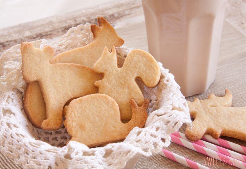 Sweet&Knit: Receta de Pastas de Té para días lluviosos