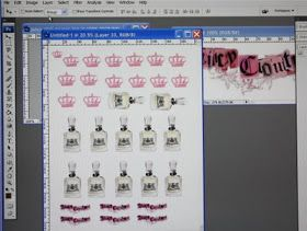 saucy's sprinkles (bloggedy blog blog): you asked for it - a shrink art tutorial
