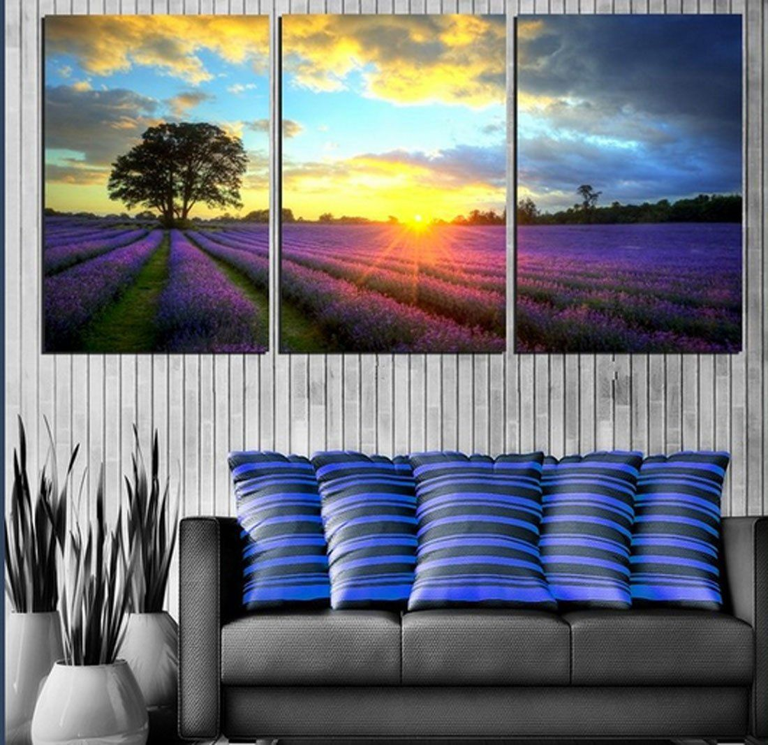 Amazon.com: Hot Sell 3 Panels 40 x 60 cm Modern Wall Painting ... - Amazon.com: Hot Sell 3 Panels 40 x 60 cm Modern Wall Painting Natural