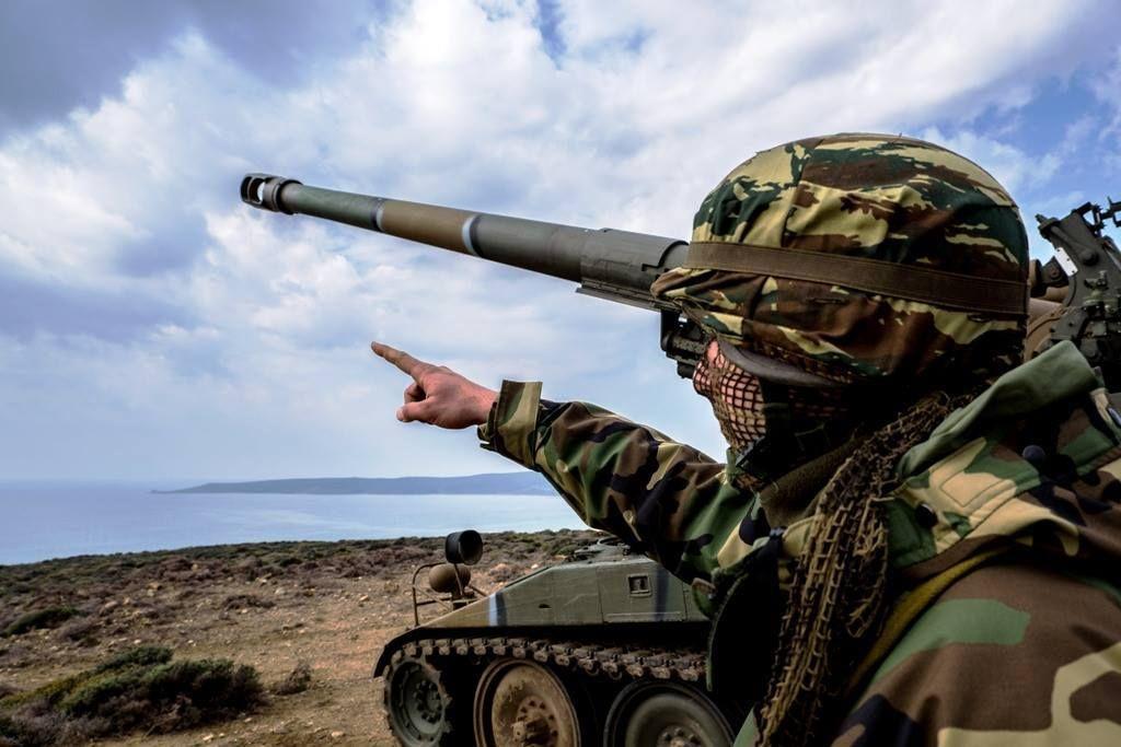 Τρομαχτική δύναμη πυρός απέκτησαν τα νησιά: Μαζικές μετακινήσεις ...