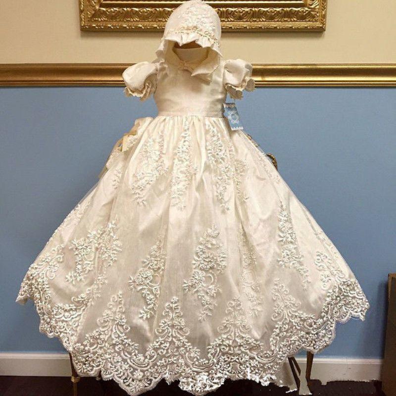 Günstige Hot baby mädchen erstkommunion kleider weiß ballkleid ...