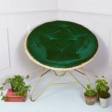 The Esmeralda Round Chair