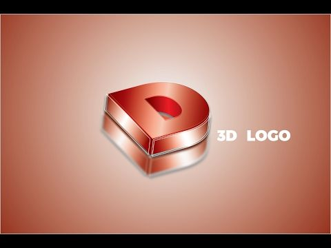 Illustrator Cc D Letter Adobe Cc Tutorial  Youtube  Design