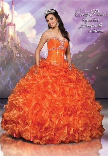 2df1bb3649 Corona De La Princesa 41065 Disney Royal Ball Quinceañera Dress available  at Dresses By Russo!