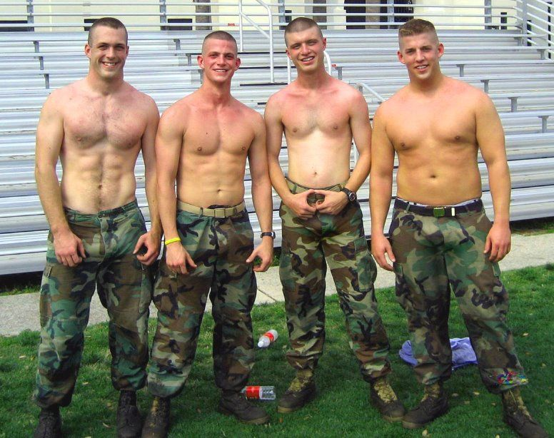 Gay military video