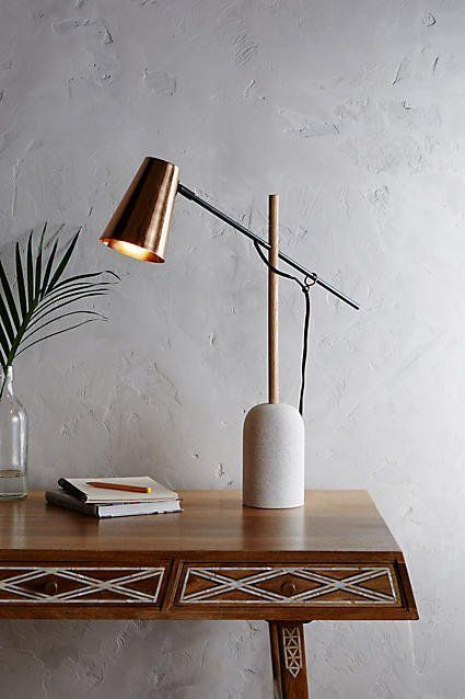 10 Desk Lamps That Are Perfect For Your Home Office Or Reading Nook Desk Lamp Lamps Living Room Desk Lamps