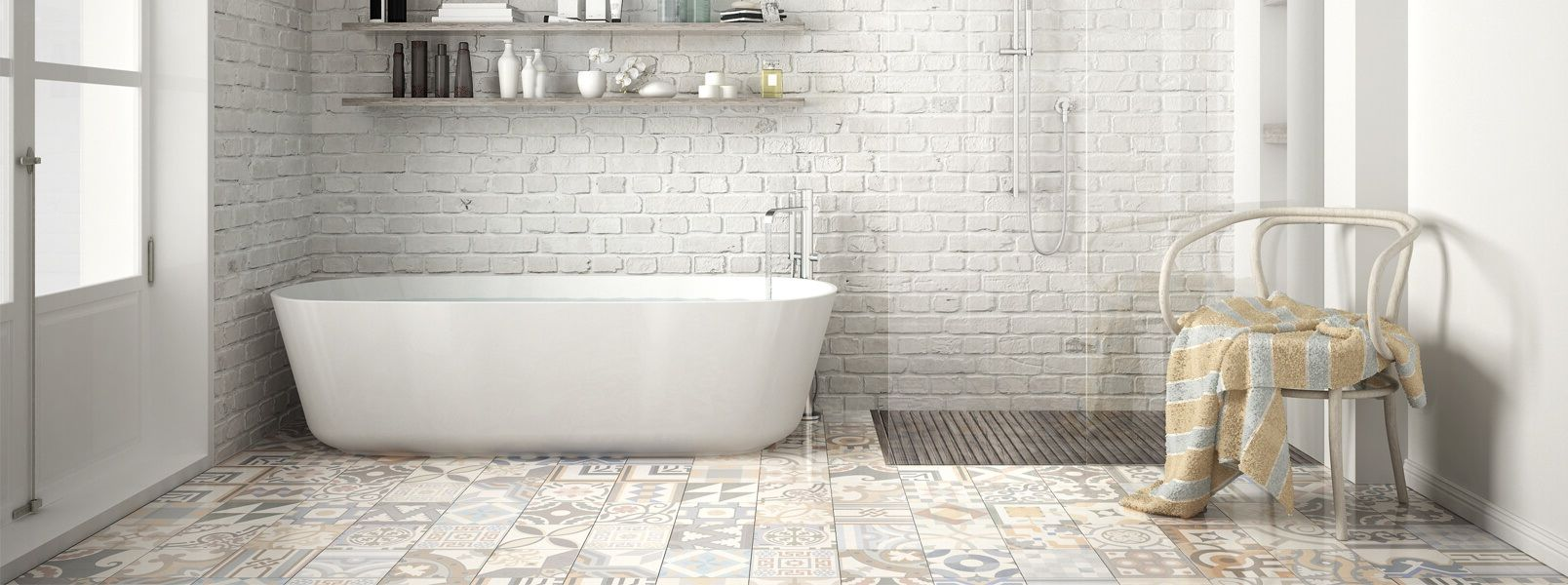 Badezimmer ideen mitte des jahrhunderts modern why it is not the best time for bathroom flooring trends  bathroom