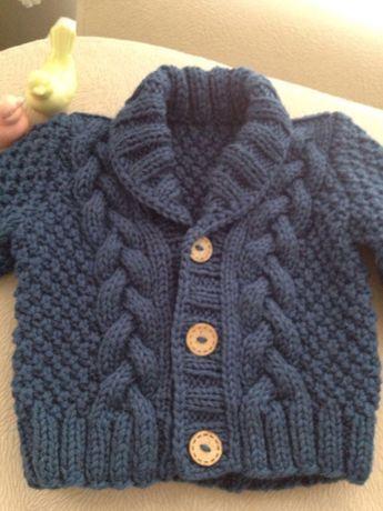 7ed26084e Knit Baby Sweater