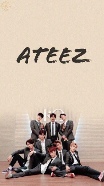 ATEEZ Wallpaper | Wallpaper, Dance kpop, Kpop backgrounds