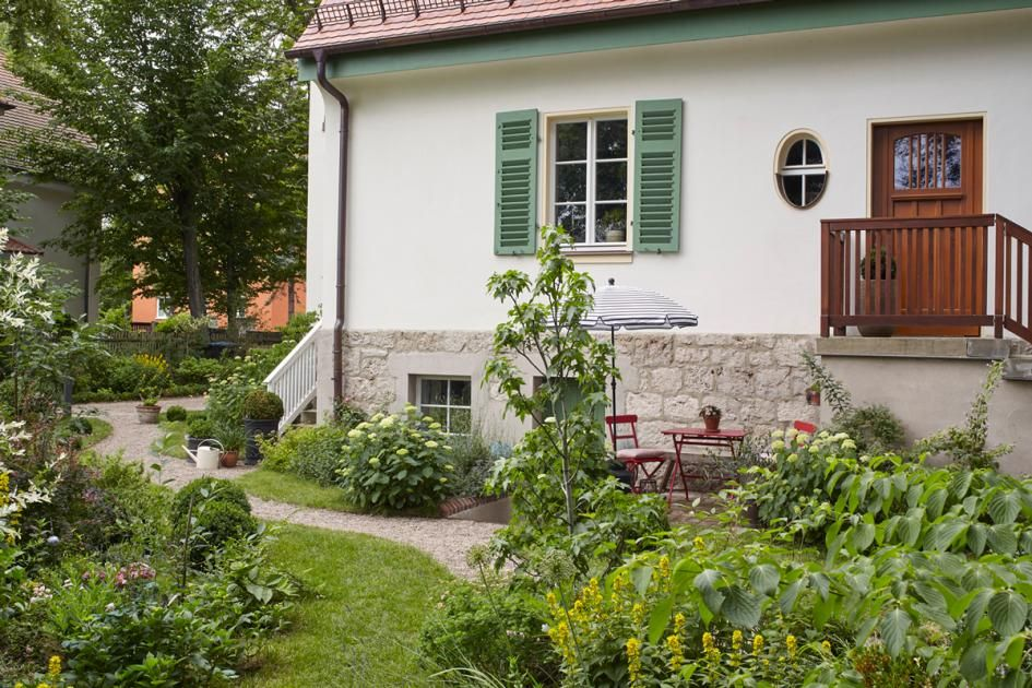 Gerettete Bausubstanz Bild 6 Landhausstil häuser