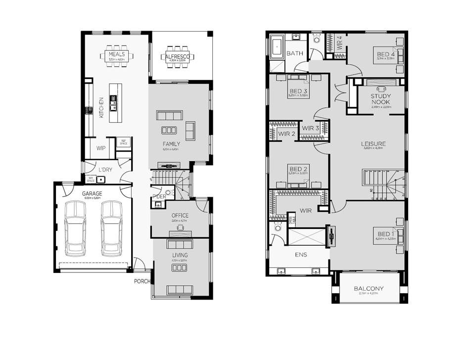 Nostra Homes - Home Builders and Home Designs in Aspire, Plumpton ...