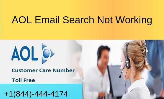 fixaolmailsearchnotworkingaolemailcustomerserviceline