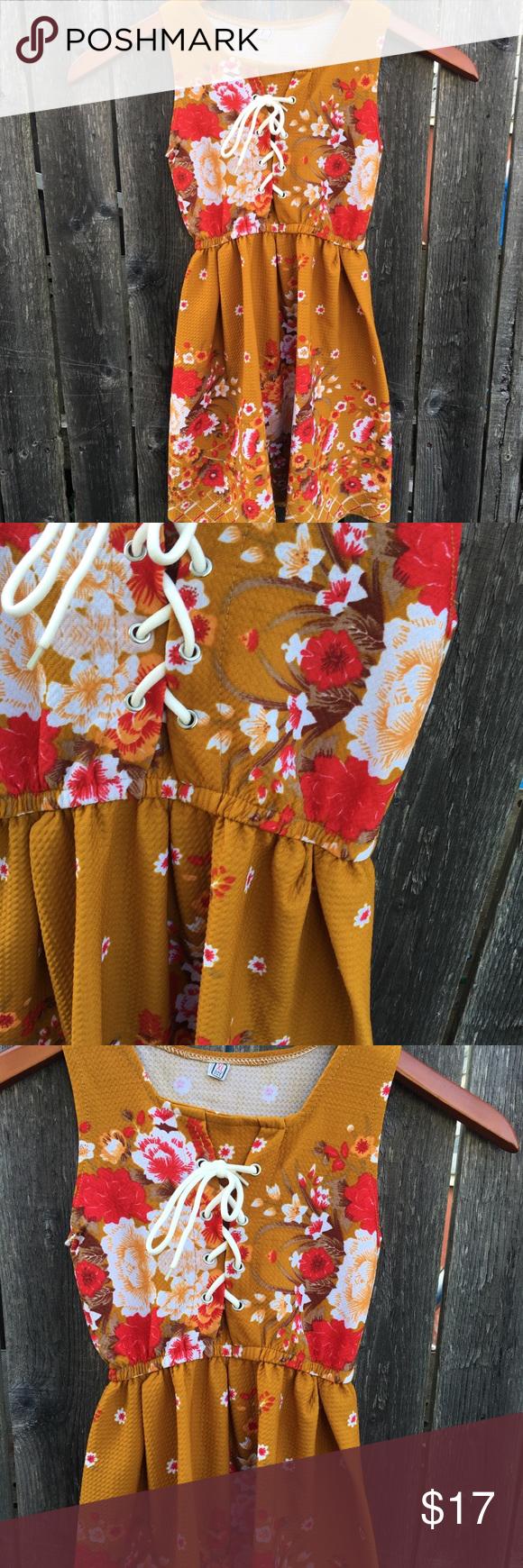 Kids girls summer lace up maxi short dress yo boutique pinterest