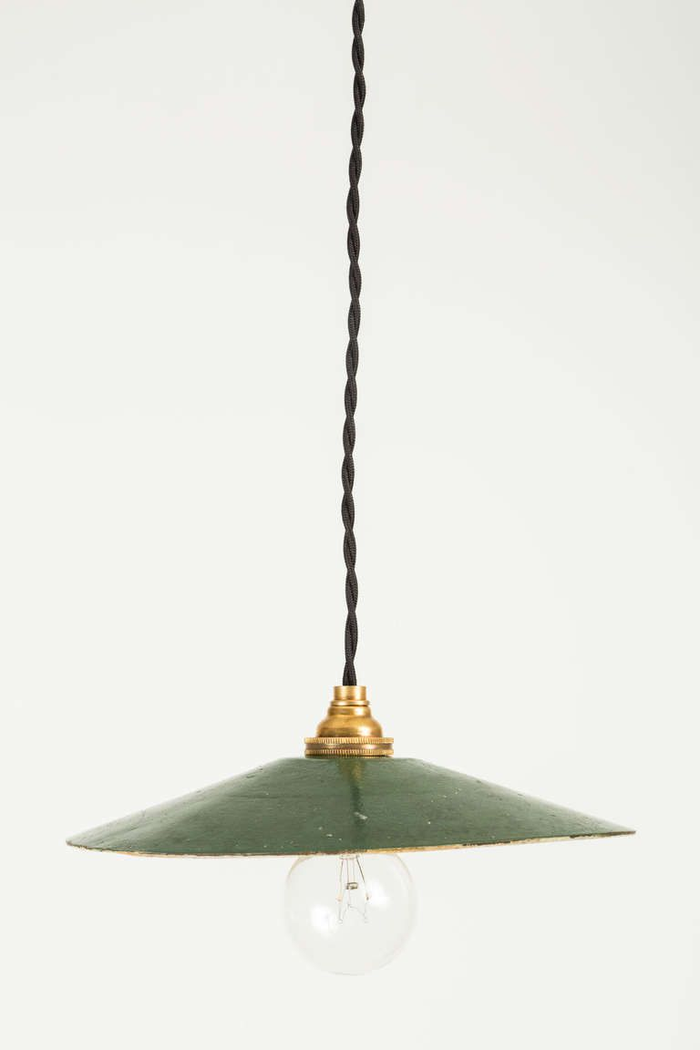 Pair of French Pendants | From a unique collection of antique and modern chandeliers and pendants  at http://www.1stdibs.com/furniture/lighting/chandeliers-pendant-lights/