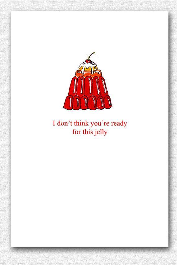 Funny Birthday Card Valentine Best Friend Boyfriend I Dont Think