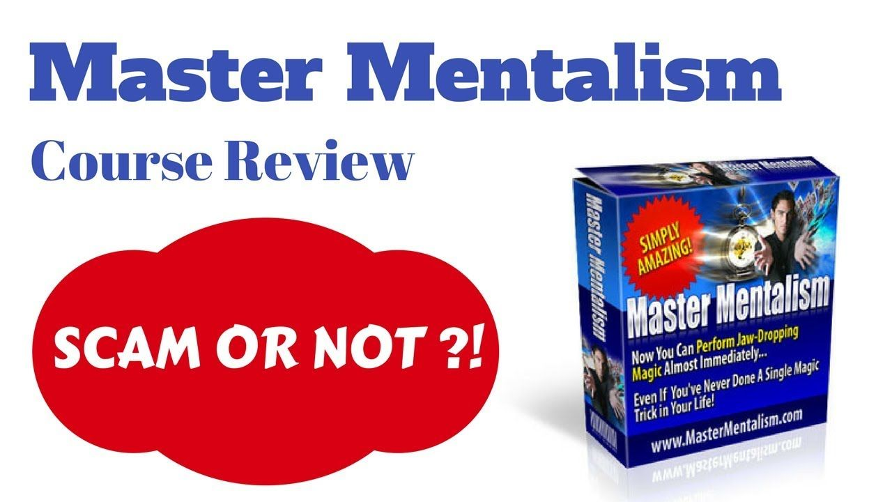 Master Mentalism Course Review Get Your Copy Here Http Www Learnmentalismtricks Com Master Mentalism Mentalis Magic Tricks Revealed Trick Magic Tricks