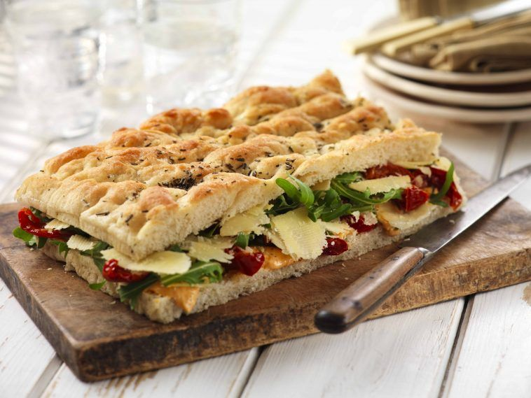 Authentic Italian Focaccia Bread Recipe Recipe Focaccia Bread Recipe Italian Street Food Focaccia Bread
