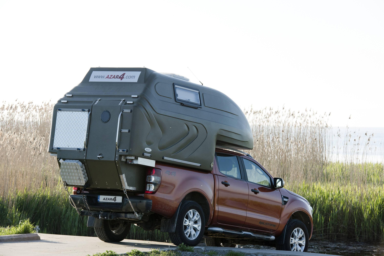 Pickup Camper Azar4 Pickup Camper Pickup Camper Truck Camper