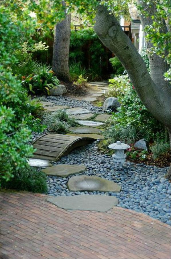 10 Ideas for Garden Path | Design & DIY Magazine | Côté jardin zen ...