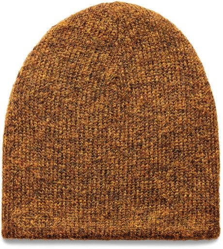 huge selection of 7fbed 20f8e Love this  Acne Studios Clifford Beenie Yellow  Lyst