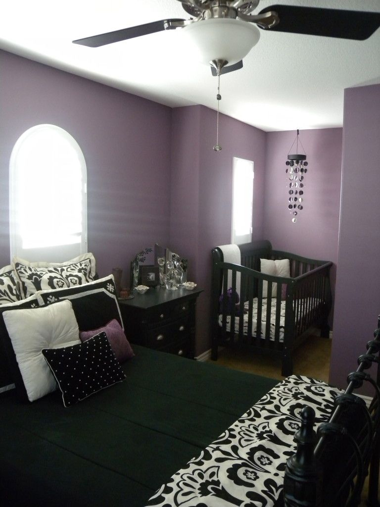 Master Bedroom Nursery Ideas a masculine touch | project nursery, nursery and babies