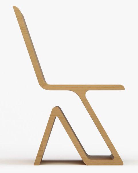 pinterest/fra411 - #furniture #design - Shiven 2 Chair by Varsa