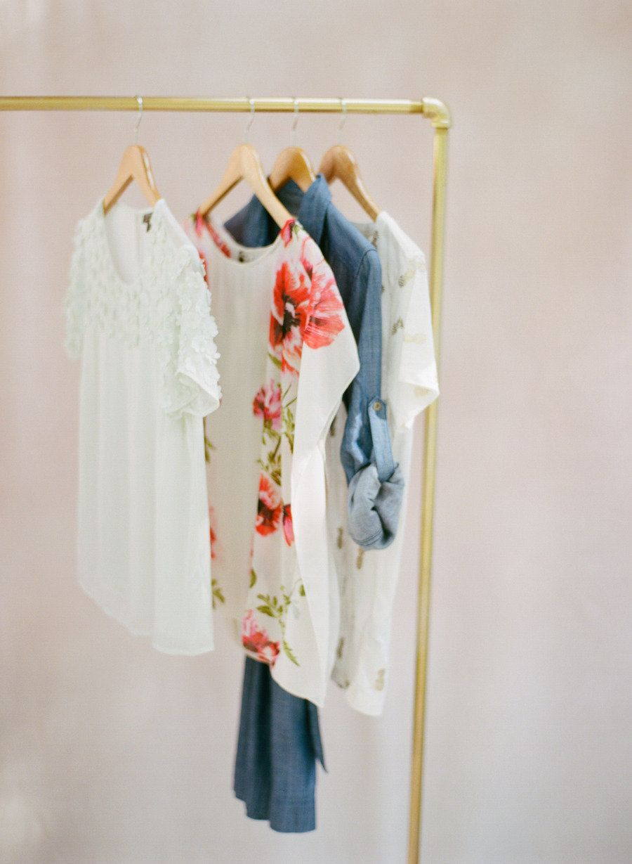 Spring 2016 floral fashion finds: http://www.stylemepretty.com/living/2016/03/24/25-floral-fashion-finds-you-should-add-to-your-spring-wardrobe/