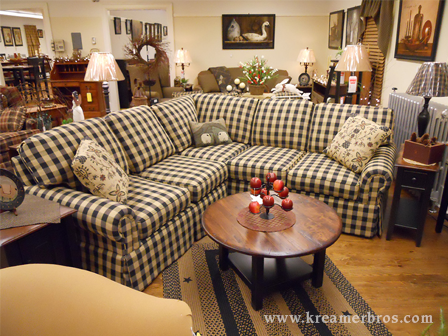 Mission impossible   you ve found your black and mustard country check  sectional sofa at. Mission impossible   you ve found your black and mustard country