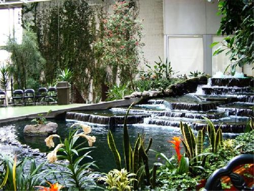 Robbie Goddard Sharing Small Garden Fountain Ideas And Awesome Related  Websites, No Affiliation. Beautiful, Botanic Indoor Garden Design Ideas ·  Modern Home ...