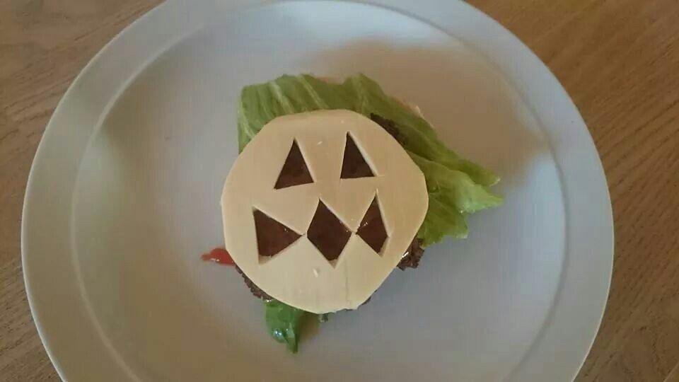 Halloweenburger