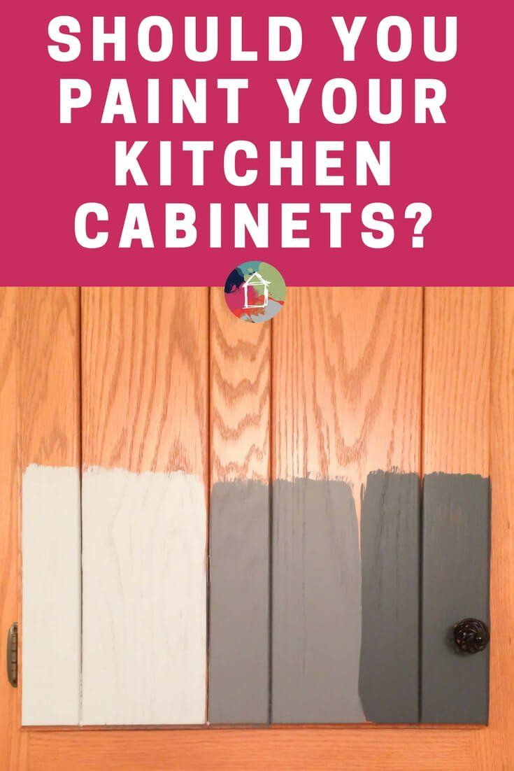 Should I Paint My Kitchen Cabinets? 9 Questions to Ask First