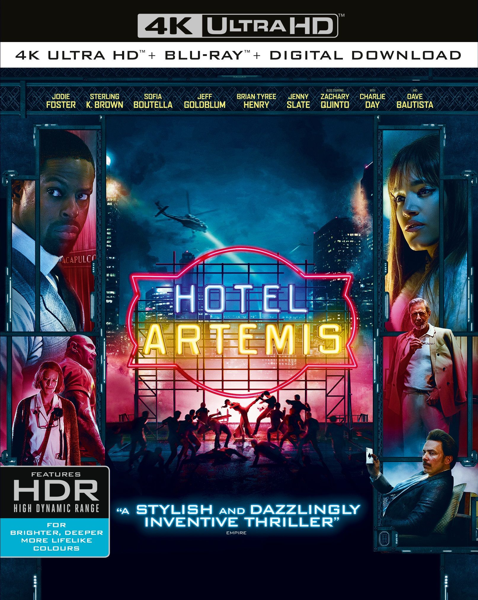 Pin By Ck On 4k Movies Artemis Great Movies Thriller