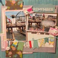 A Project by pcarr from our Scrapbooking Gallery originally submitted 05/21/13 at 05:39 AM