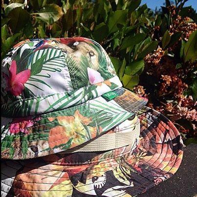 Hawaiian Safari Bucket Hat   Yew Guy Boonie Hat by  LRG Clothing -  LRG   TravelUnravel  buckethat  hat dab63081604