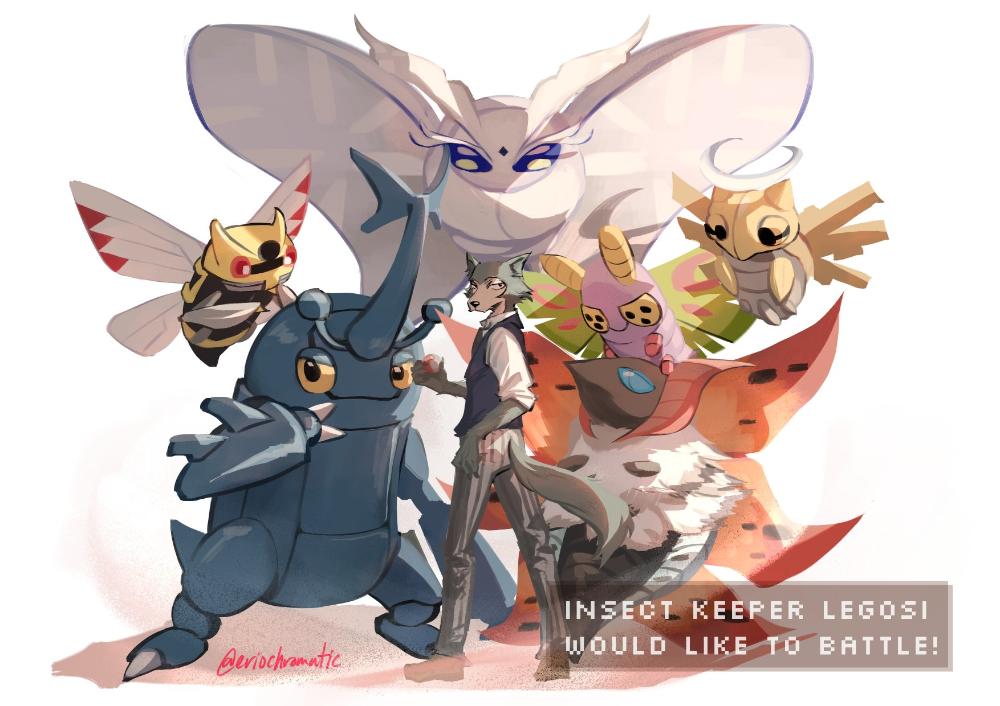 Erio Great Pretender on Twitter in 2020 Anime, Pokemon