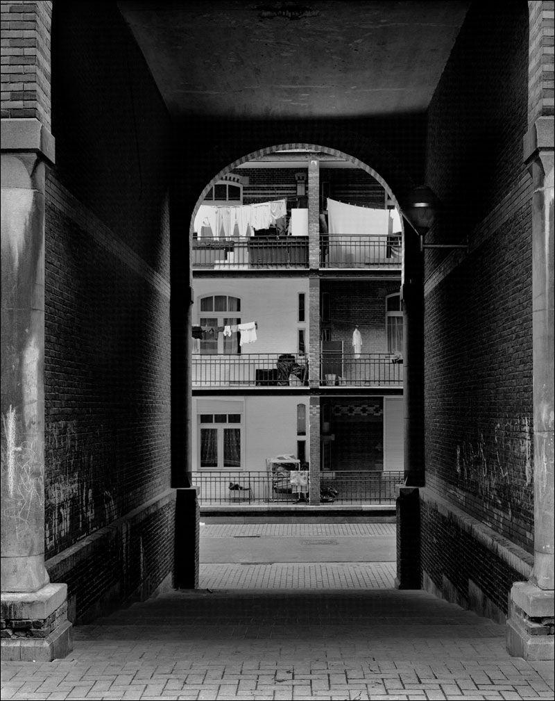 Patrick Doutreligne photographe Bruxelles - Paysages urbains Bruxelles 03