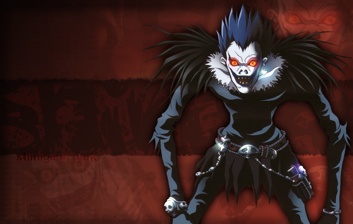 Google themes death note - Awesome Death Note Wallpaper