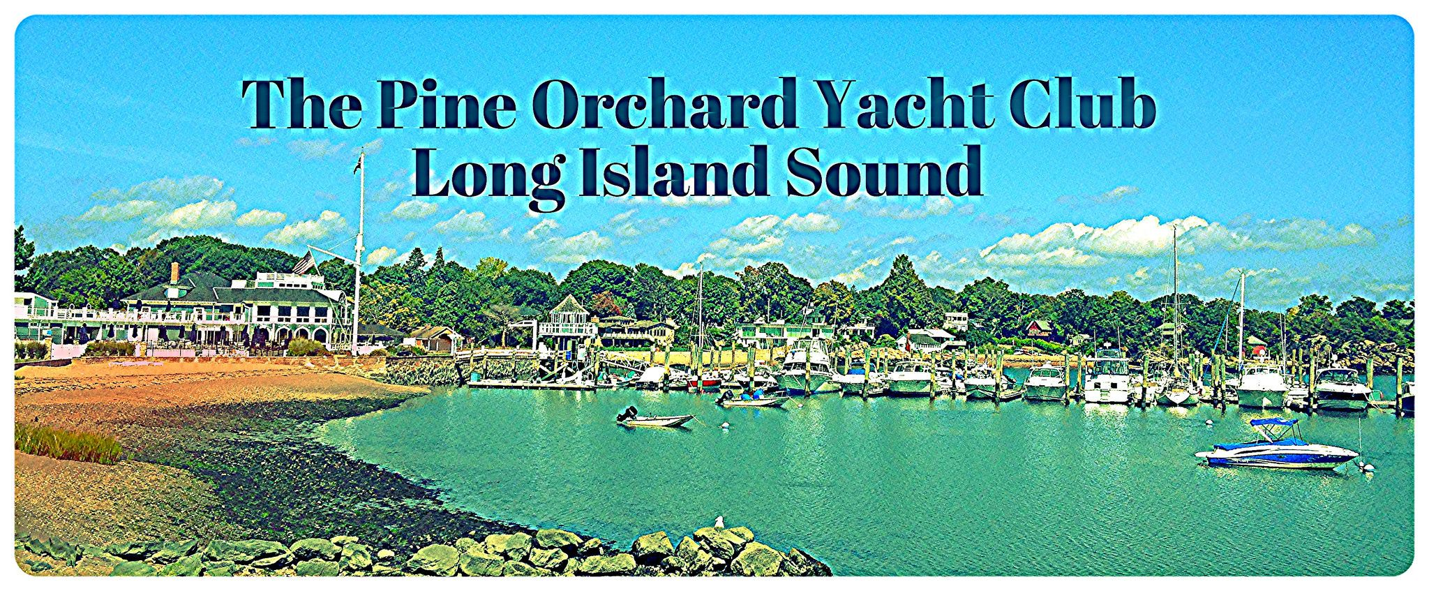 https://flic.kr/p/y9bhJs | Luigi Speranza -- The Pine Orchard Yacht Club, Long Island Sound.