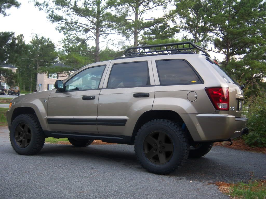 2006 jeep grand cherokee specs photos modification info at cardomain