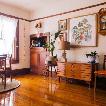 Ein Florida Rental House ist Bohemian Vintage Swamp Chic  Where I like to live