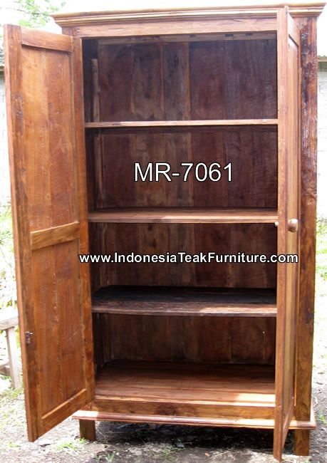 Reclaimed Teak Wood Furniture From Java Indonesia Teak Wood Furniture Old Door Projects