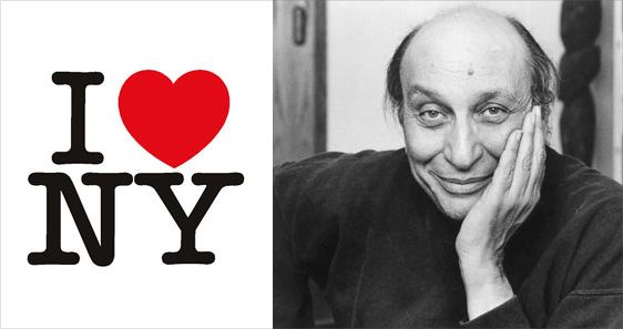 Milton Glaser (Milton Glaser. (n.d.). [image], viewed 7 March 2015, <http://static1.squarespace.com/static/52e9a9cce4b07fde39ed4dd4/t/53472398e4b028f6221a73c5/1397171097524/> )