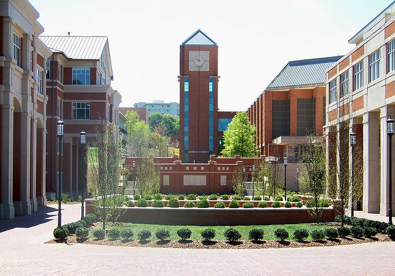 The Campus Is Very Charming, With Lots Of Architecture For Backdrops.  Charlotte North CarolinaCharlotte ...