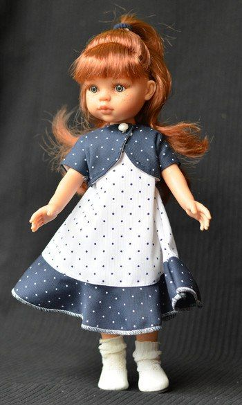 Paola reina закупка кукол из Франции