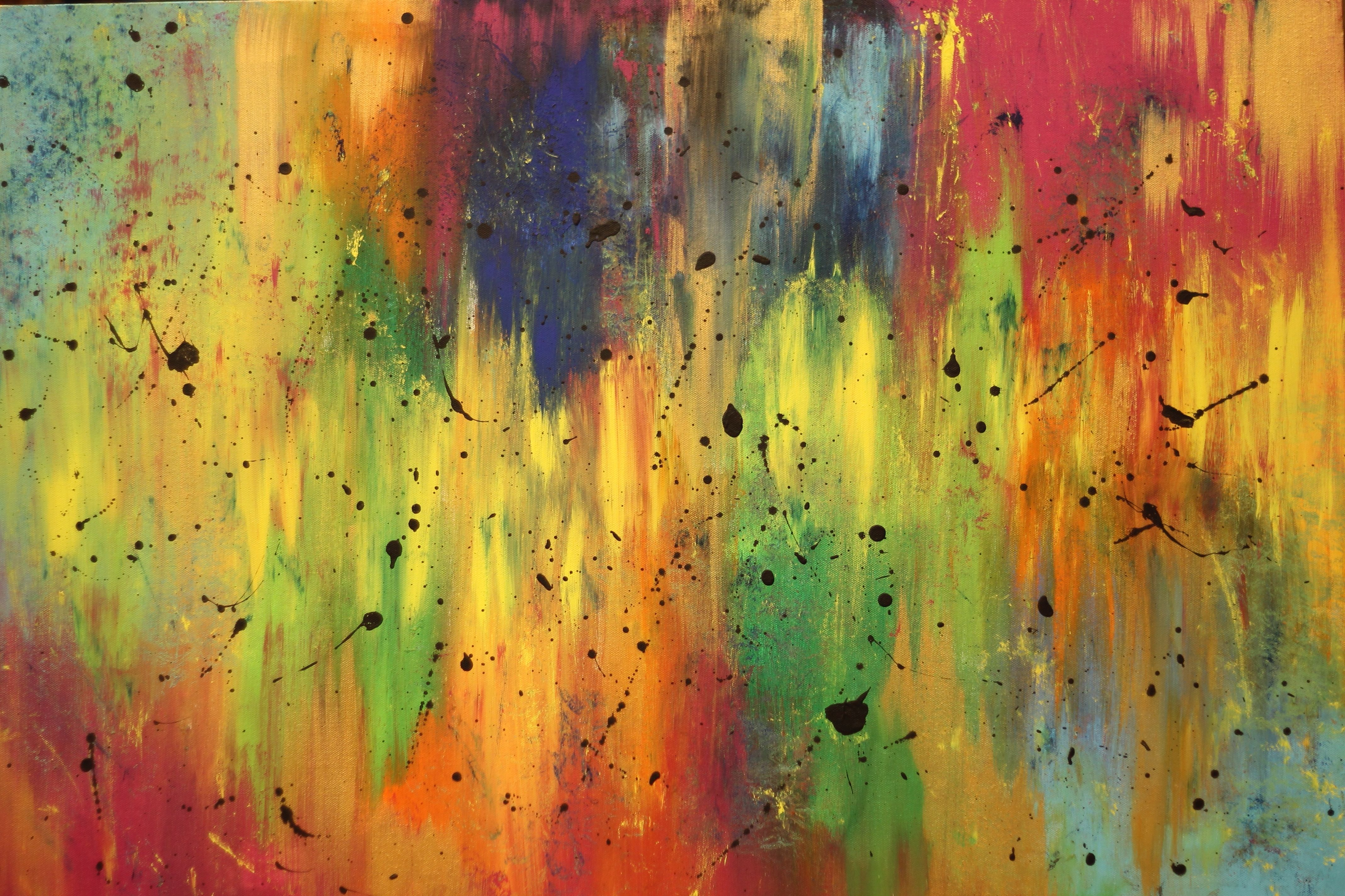 The Extra Large Wall Art Abstract Painting Home Decoration Ideas ...