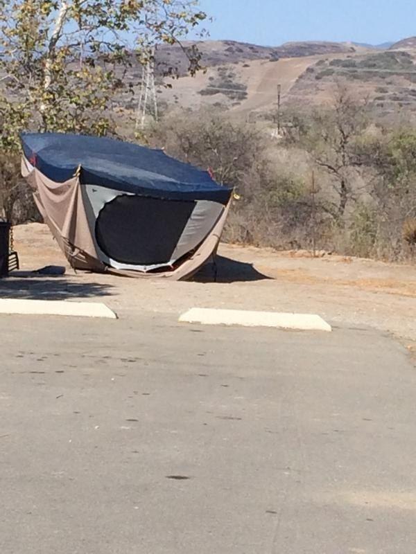 21 Deeply Distressing Camping Fails