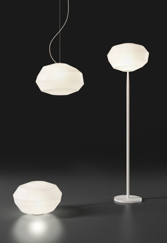 Astra Lamp Stand Table And Pendant From Natuzzi Italia